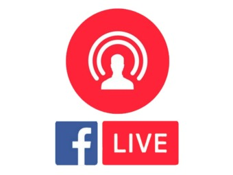 image of FB Live
