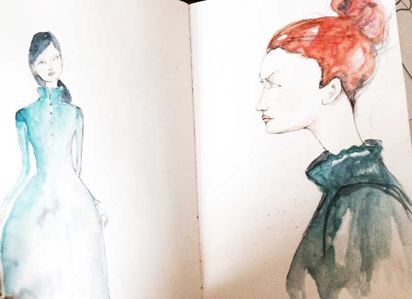 sketchbook-ladies
