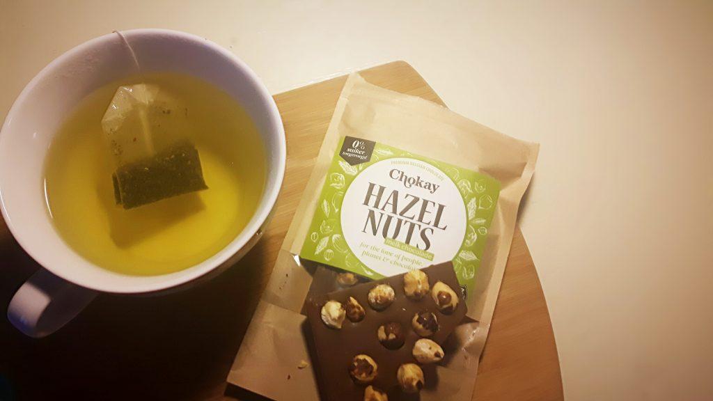 suikervrije chocola en thee - flowcarbfood.nl