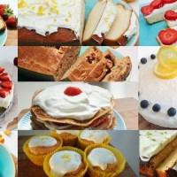 Mijn 10 favoriete koolhydraatarme cake- en taartrecepten
