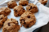 Koolhydraatarme choco-chip koekjes