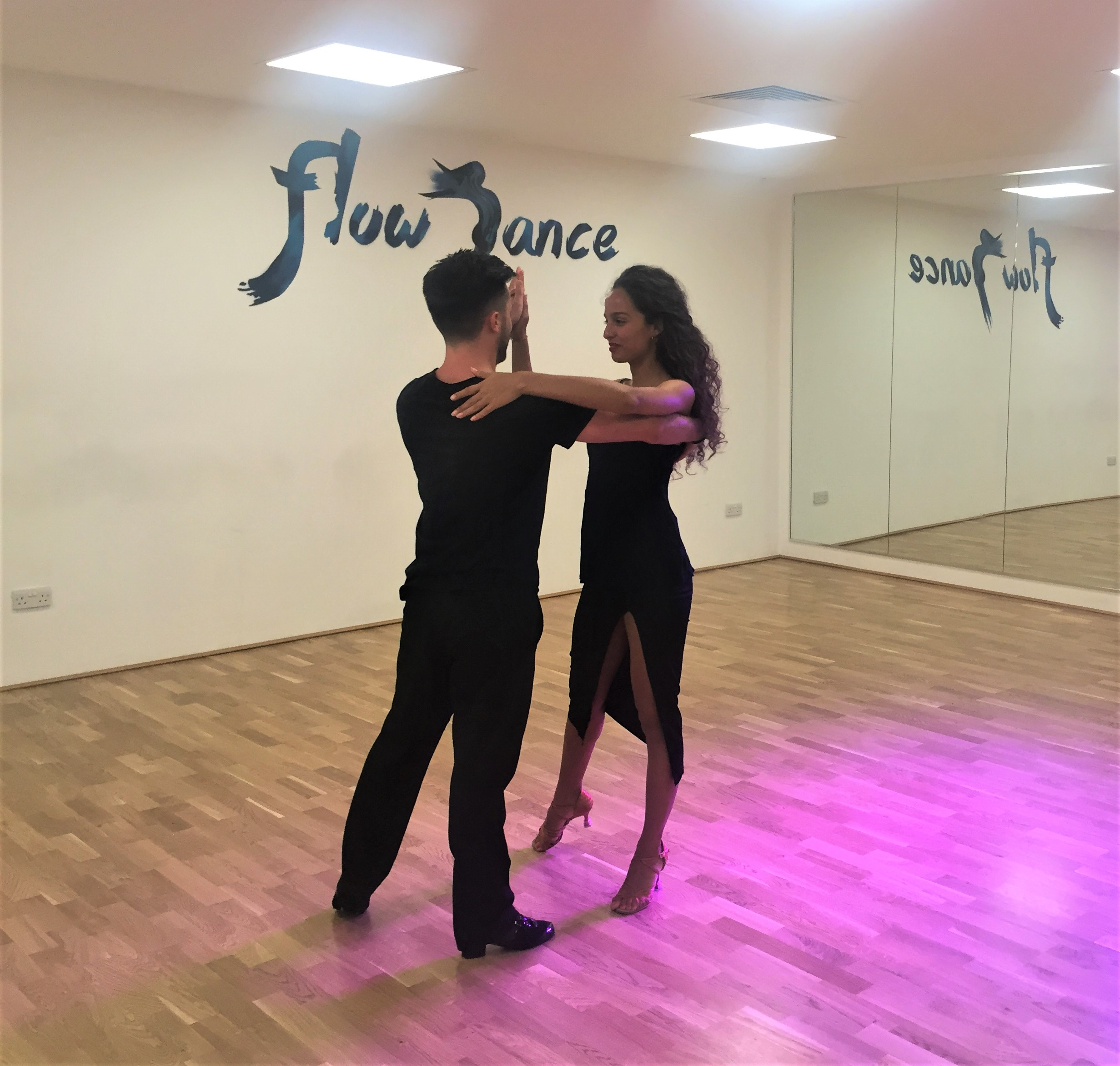 Dance Tuition for Men