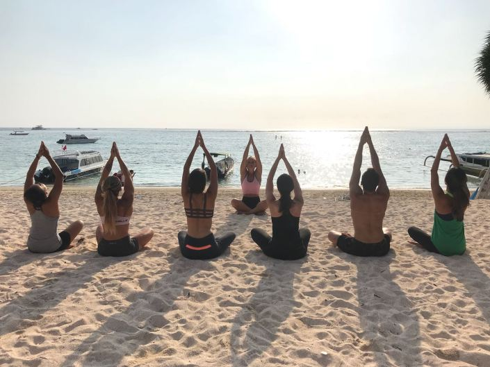 Yoga Class in Truro