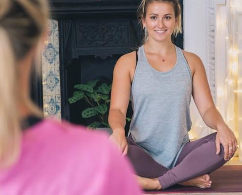 Single Yoga Sessions in Truro