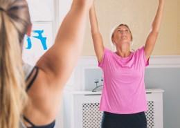 Yoga Energise Class