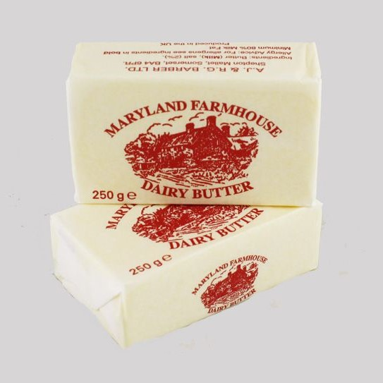 Maryland Farmhouse Dairy Butter