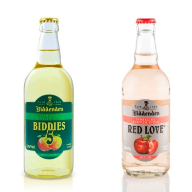 Biddenden Cider - Mixed Case of 12