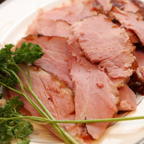 Patrick\'s Homemade Cooked Ham