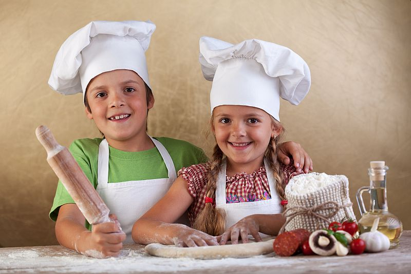 Kids Pizza Making Pack