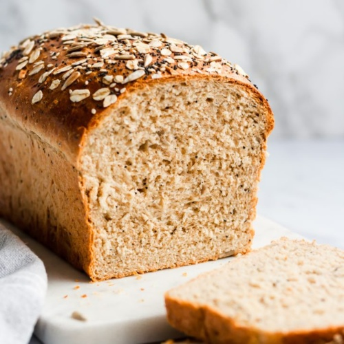 Multi-seeded Sliced Loaf