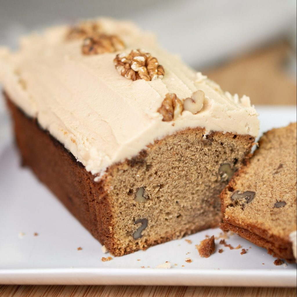 Handmade Coffee & Walnut Cake