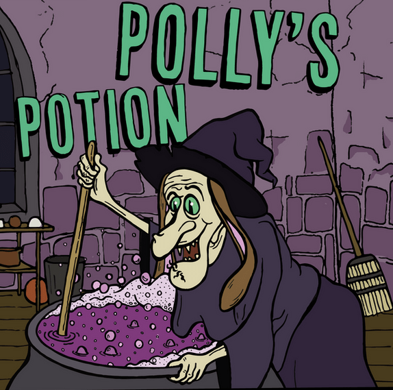 Pollys Potion (Porter) - 6.5% (500ml Bottle X 12)