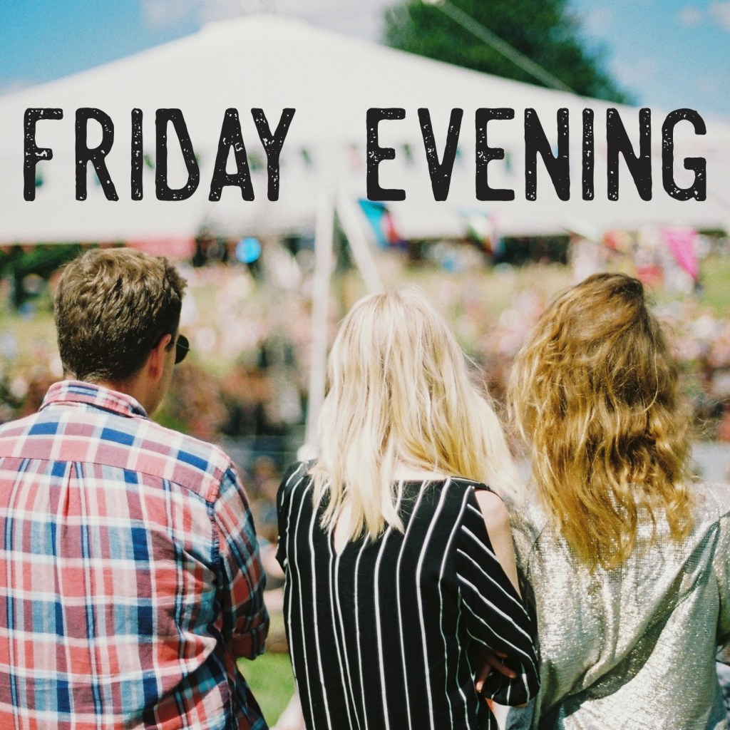 Pub Garden - Friday 14th May 5pm till 11pm
