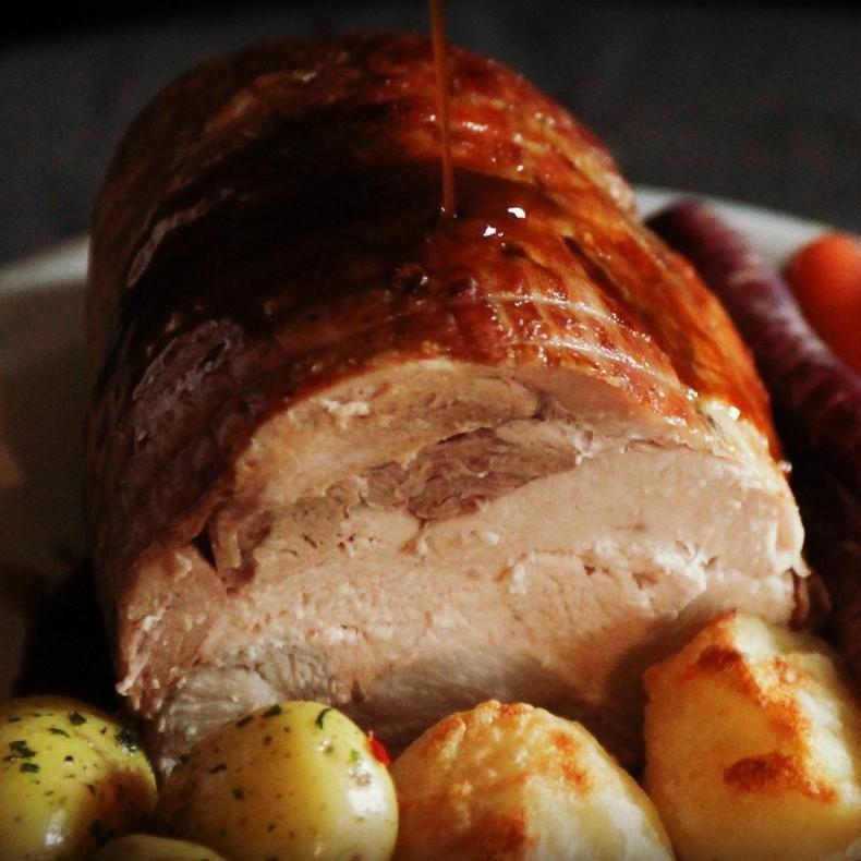 Boneless Turkey