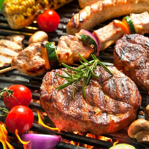 BBQ Grill Pack