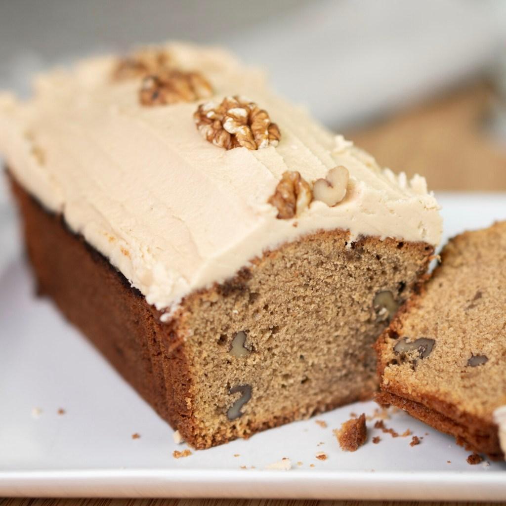 Handmade Coffee & Walnut Cake