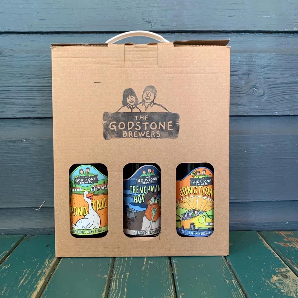 Godstone Brewers Gift Box 6-pack