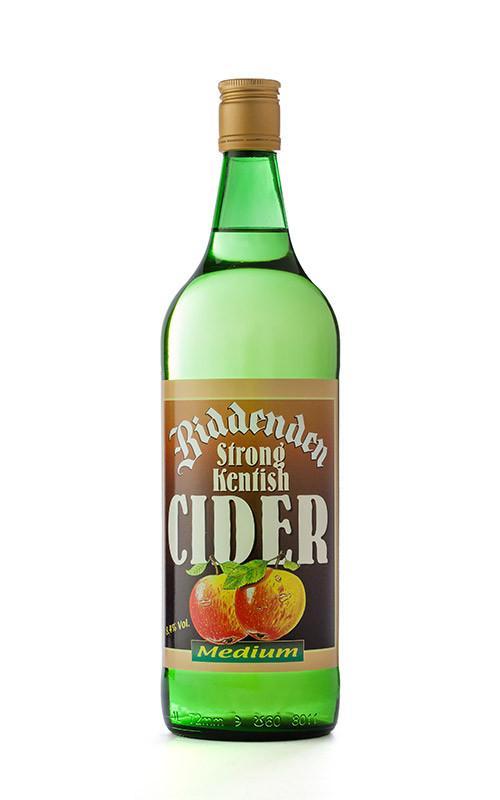 Biddendens Strong Kentish Cider (Medium)