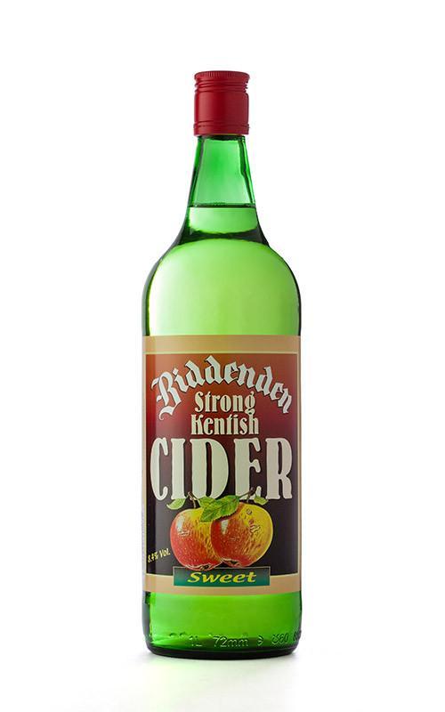 Biddendens Strong Kentish Cider (Sweet)