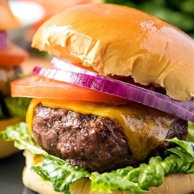 Gourmet Burger Making Kit