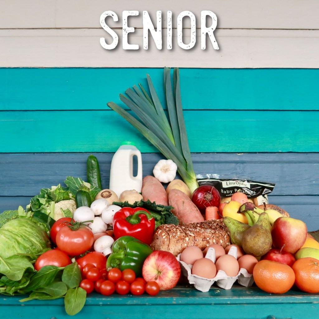 Senior Food Box