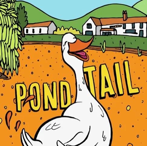 Pondtail Pale Ale - 4.1% (500ml Bottle)