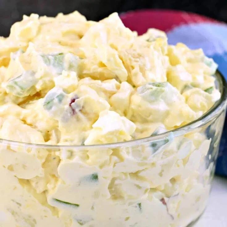 Flower Farm Homemade Potato Salad