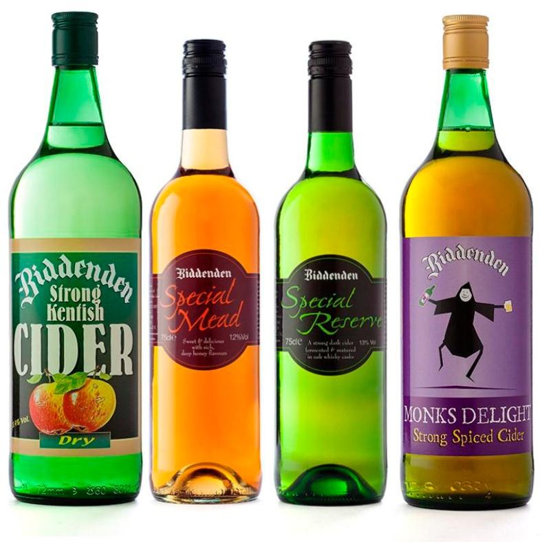 Still Cider Mixed Case (6)