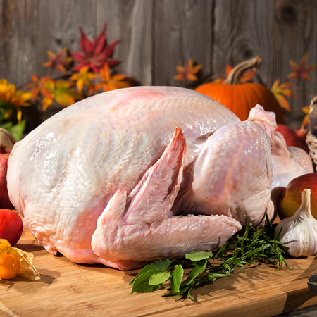 Traditional Whole Turkey