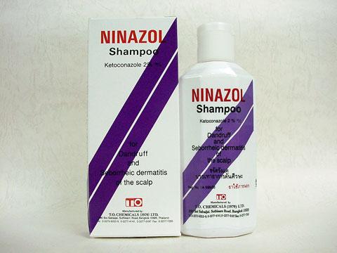 ニナゾルシャンプー