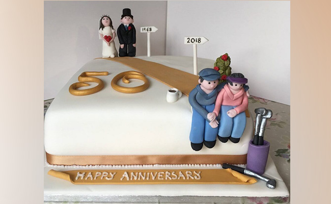 See more ideas about happy anniversary cakes, marriage anniversary cake, happy marriage anniversary cake. Awesome Cake Designs To Surprise Your Parents On Their Anniversary Cake Design For Parent Anniversary