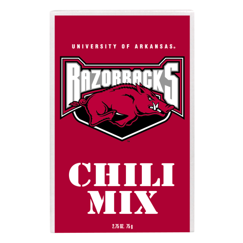 Arkansas Razorbacks Chili Mix