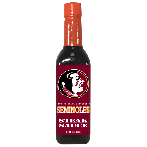 Florida State Seminoles Steak Sauce