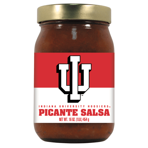 Indiana Hoosiers Picante Salsa