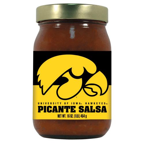 Iowa Hawkeyes Picante Salsa