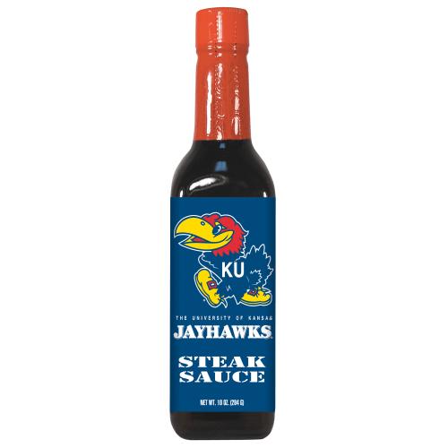 Kansas Jayhawks Steak Sauce