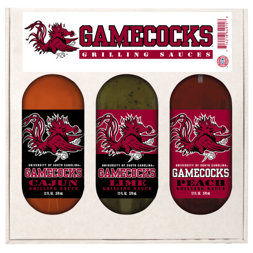 South Carolina Gamecocks Grilling Gift Set