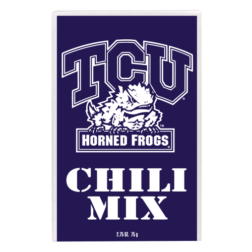 TCU Horned Frogs Chili Mix