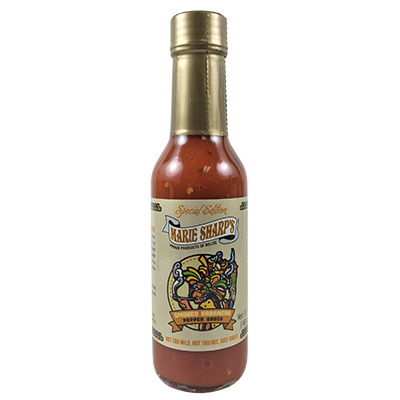 Marie Sharp's Smoked Habanero Hot Sauce