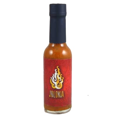 CaJohns Jolokia 10 Hot Sauce
