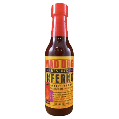 Mad Dog 357 Inferno Reserve Hot Sauce