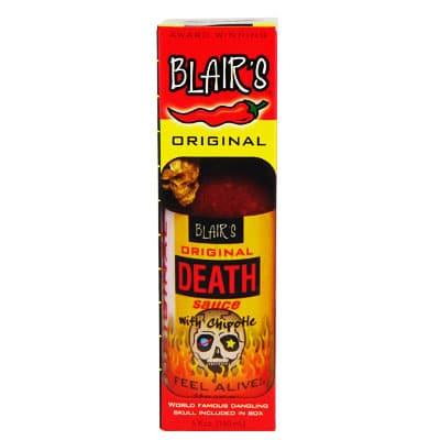 Blair's Original Death Sauce