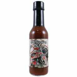 Heartbreaking Dawns 1498 Cauterizer Trinidad Scorpion Hot Sauce