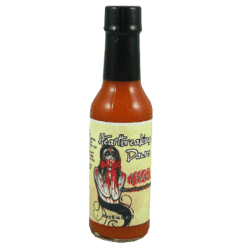 Heartbreaking Dawns 1841 Pear Apple Ghost Pepper Sauce