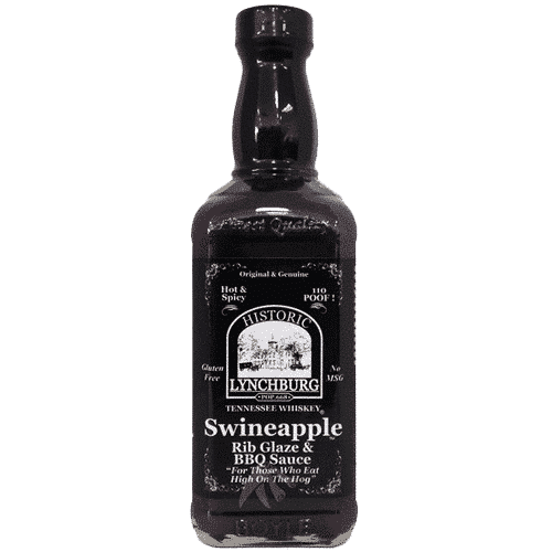 Historic Lynchburg Tennessee Whiskey Swineapple Rib Glaze - Hot