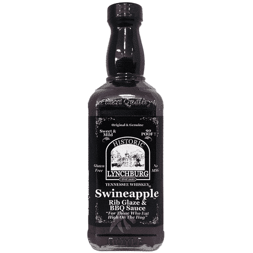 Historic Lynchburg Tennessee Whiskey Swineapple Rib Glaze - Mild