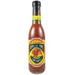 Ring of Fire Xtra Hot Habanero Hot Sauce