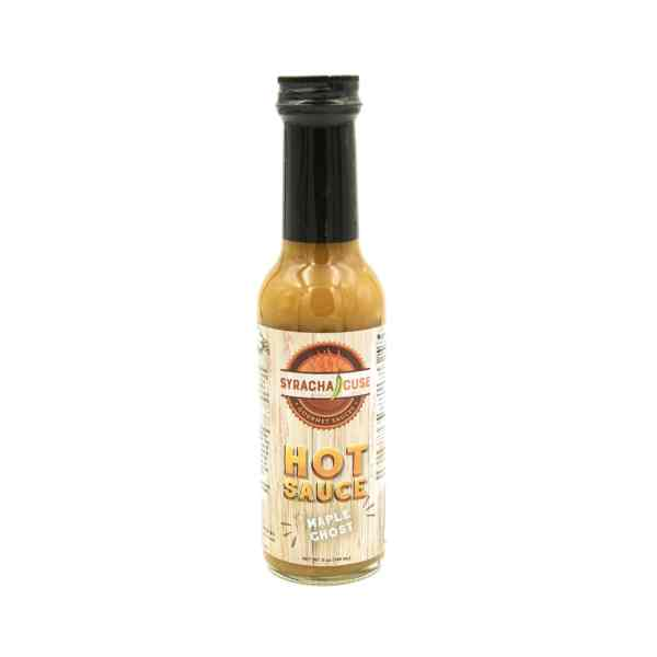 Syracha'Cuse Maple Ghost Hot Sauce