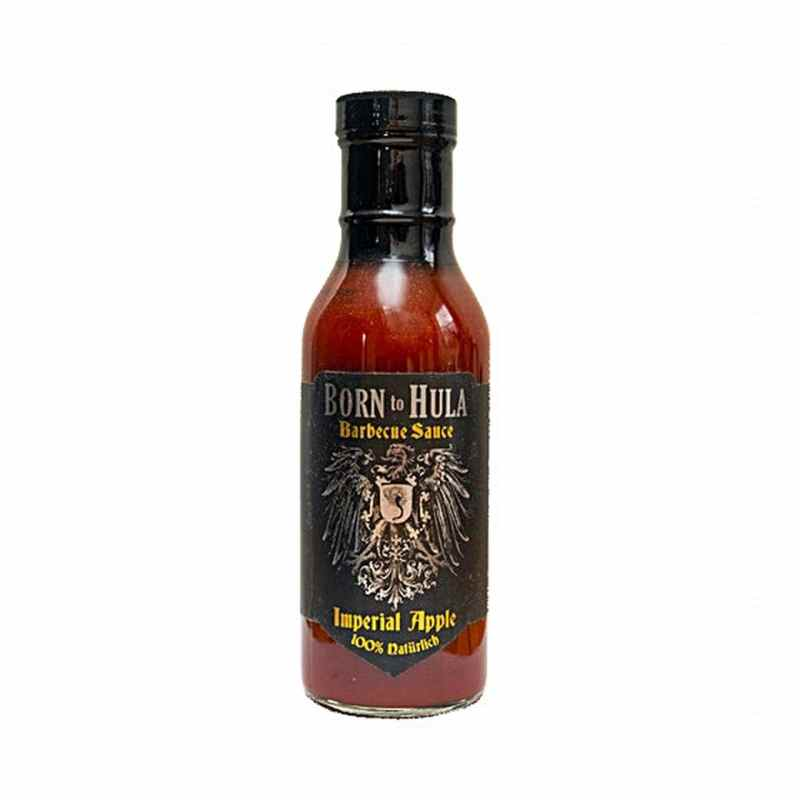 Born to Hula Imperial Apple BBQ Sauce