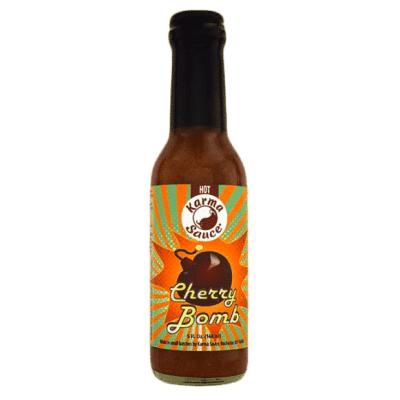 Karma Sauce Cherry Bomb Hot Sauce